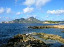 Dragoneraeiland, Mallorca royalty-vrije stock afbeelding