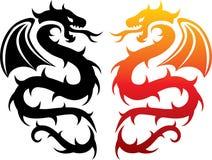 Dragones libre illustration