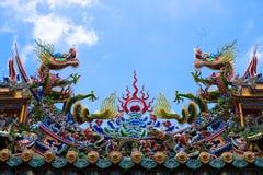 Dragones chinos   Imagenes de archivo