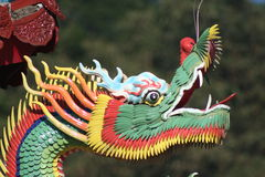 Dragones chinos Imagen de archivo