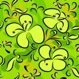dragonflie άνευ ραφής σύσταση λουλουδιών φαντασίας ελεύθερη απεικόνιση δικαιώματος