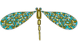 Free Dragonfly Stock Image - 12650711