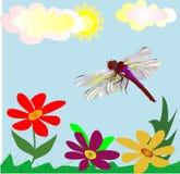 dragonfly ilustracji
