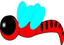 Dragonfly cartoon Stock Photography