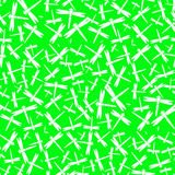 Dragonfly white and bright green seamless pattern Royalty Free Stock Photography