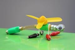 Dragonfly zabawka Fotografia Stock