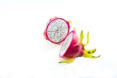 Dragonfruit Lizenzfreies Stockfoto