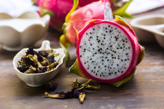 Dragonfruit Photo libre de droits