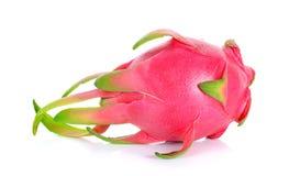 Dragonfruit isolated on the white background Royalty Free Stock Photo