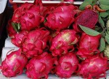 Dragonfruit (Pithaya), Saigon, Vietnam Royalty Free Stock Images