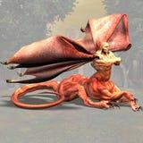 Dragonman #02 Stock Photos