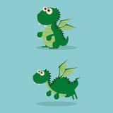 dragons Fotografia de Stock