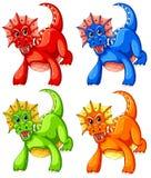 dragons Foto de Stock