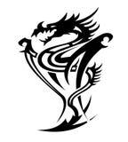 dragons Foto de Stock Royalty Free