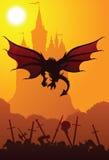 dragons Imagens de Stock Royalty Free