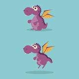 Dragons Stock Photo