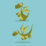 Dragons Stock Photos