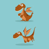 Dragons Royalty Free Stock Photography