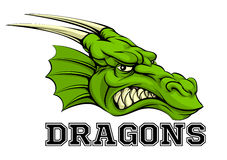 Dragons Mascot Stock Images