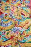 Dragons Pattern Royalty Free Stock Image