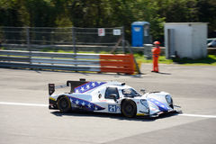 Dragonspeed Oreca Le Mans Prototype at Monza Stock Photography