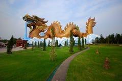 Dragonthai 免版税库存照片