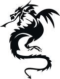 Dragoon pattern royalty free stock photography
