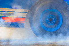 Dragracing Stockbild
