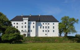 Dragsholm slott, Danmark Royaltyfri Fotografi