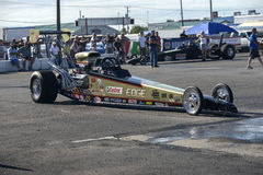 dragster stock foto