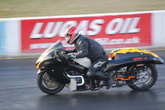 Dragster Bike Royalty Free Stock Photo
