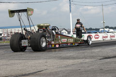 Dragster Royalty Free Stock Photography