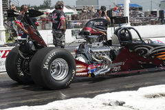 Dragster Stock Image