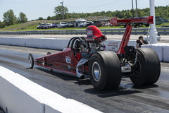 Dragster Royalty Free Stock Images
