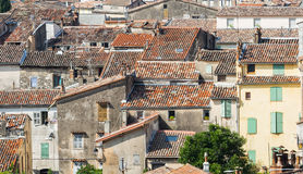 Draguignan Royalty Free Stock Photography