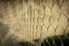 Draht-Zaun Stockbilder