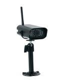 Drahtlose Überwachungskamera Stockbild