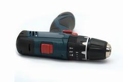 Drahtlose Bohrgerätwerkzeuge Stockfoto
