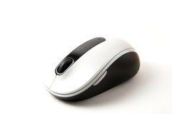 Drahtlose drahtlose Maus lizenzfreies stockbild