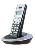 Drahtloses Telefon. stockbilder