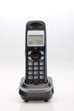 Drahtloses Telefon in der Aufnahmevorrichtung Lizenzfreie Stockfotos