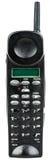 Drahtloses Telefon-Hörer mit aufrufendes Programm Identifikation Lizenzfreies Stockfoto