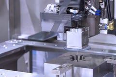 Drahtschneidemaschineausschnittmetall lizenzfreies stockfoto