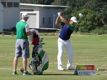 Draig Harrington - Olimpiadas Río 2016 del ¡de PÃ - golf fotografía de archivo