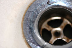 Drain 1 Royalty Free Stock Photo