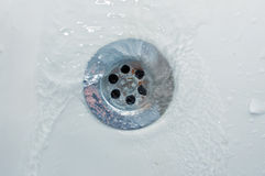 Drain Royalty Free Stock Photo