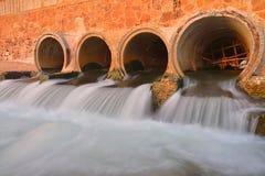 drain Royaltyfria Foton