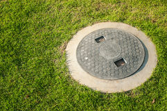Drain cap Royalty Free Stock Photography