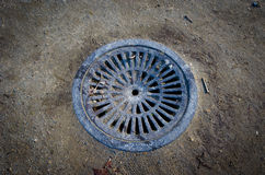 Drain cap Royalty Free Stock Images