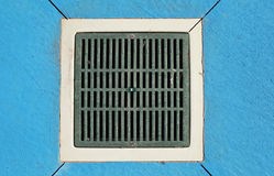 Drain de regroupement Photos stock